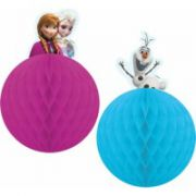 Set 2 decoratiuni Frozen