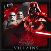 Set 20 servetele party Star Wars and Heroes