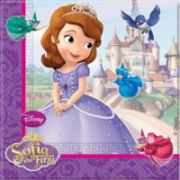 Set 20 servetele Sofia the First