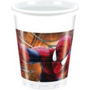 Set 8 pahare party Spiderman Amazing 2