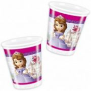 Set 8 pahare Sofia the First