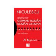 Dictionar german-roman roman-german de buzunar