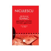 Dictionar tehnic german-roman roman-german