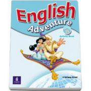 English Adventure Starter B Activity Book (Format, paperback)