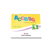 Access 1 Class CD, set 3 CD-uri. Beginner (A1)
