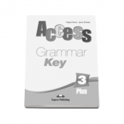 Access 3 Plus. Grammar Book Key Pre-Intermediate (B1)