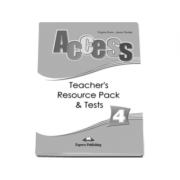 Access 4 - Teachers Resource Pack with Tests Intermediate (B1)