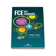 FCE for Schools Practice Tests 1 Class CD (5 CDs)