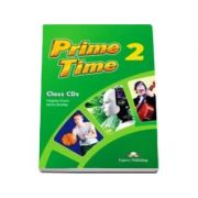 Prime Time 2, class CDs (4 CD)