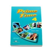Prime Time 4, class CDs (7 CD)