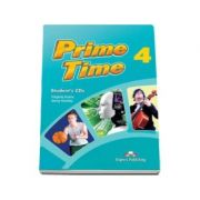 Prime Time 4, students CDs (4 CD)