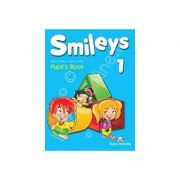 Smileys 1, Pupils Book. Manual clasa a I-a