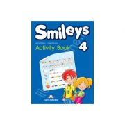 Smileys 4, Activity Book. Caiet clasa a IV-a