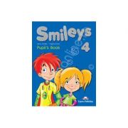 Smileys 4, Pupils Book. Manual clasa a IV-a