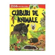 Cuiburi de animale - 206 Abtibilduri