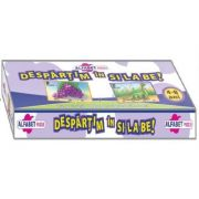 Despartim in si-la-be! Alfabet Puzzle