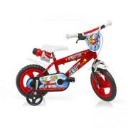 DINO BIKES Bicicleta copii 12'' Super Wings