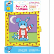 Large Soft Book - Carticica moale Bunny's Bedtime
