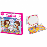 Joc interactiv - Secret talent