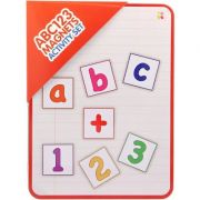 Set magnetic cu activitati - ABC 123