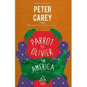Parrot si Olivier in America