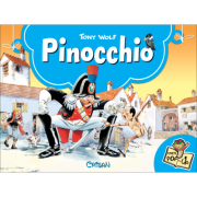 Pinocchio. Carte Pop-up - 3D