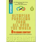 Super Mate - Olympiad Problems from all over the World. 8th Grade Content