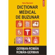 Dictionar medical de buzunar german-roman, roman-german