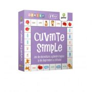 Domino - Cuvinte simple