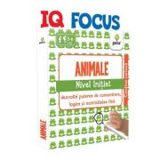 IQ FOCUS - Animale, nivel Initiat