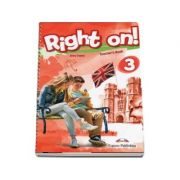 Right on - 3 Teachers Book. Manualul profesorului, Level Pre-Intermediate (B1)
