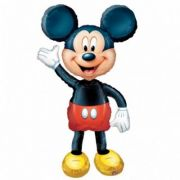 Balon folie Airwalker Mickey Mouse