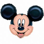 Folie figurina cap Mickey Mouse