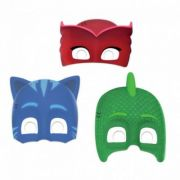 Set 6 masti party PJ Masks
