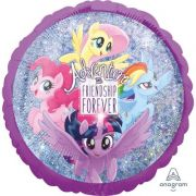 Balon folie 45 cm holografic Little Pony