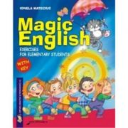 Magic English. Exercises for elementary students, with key