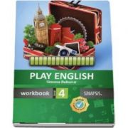 Play English - Workbook for beginners Level 4