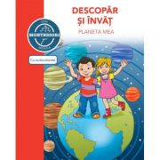 Descopar si invat planeta mea - Montessori