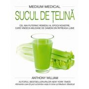 Medium medical. Sucul de telina