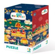 Puzzle - Budapesta 120 piese