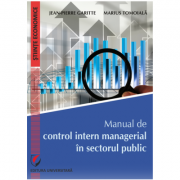 Manual de control intern managerial in sectorul public