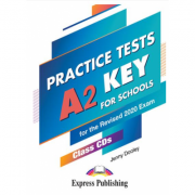 Practice Tests A2 Key for Schools. Practice Tests Class, 5 CD