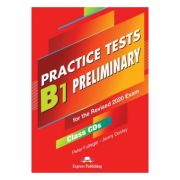 Practice Tests B1 Preliminary for the Revised Exam 2020 Class CDs