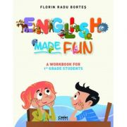 English Made Fun. A Workbook for 1st Grade Students