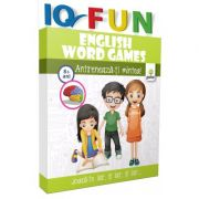 English Words Games. IQ Fun