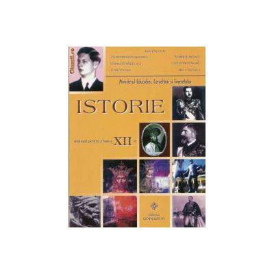 Istorie - Manual clasa a XII a