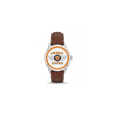 Fossil - Special Edition Townsman Three-Hand Leather Watch - Brown