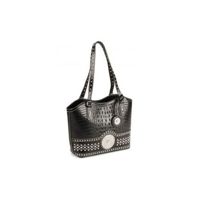 Blazin Roxx Moc Croc Bucket Handbag Previous Product