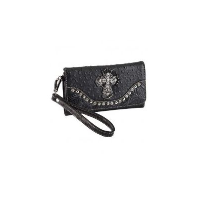 Blazin Roxx Faux Ostrich Wallet Previous Product