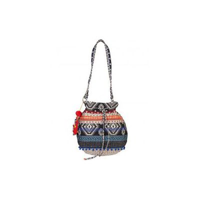 Scully Aztec Shoulder Bag